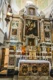 Altare della basilica di Santa Maria Assunta Immagine Stock Libera da Diritti