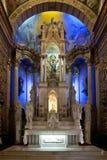 Altare della cattedrale Fotografie Stock Libere da Diritti