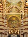 Altare della cattedrale Immagini Stock Libere da Diritti