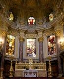 Altare della cattedrale di Berlino Immagine Stock