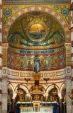 Altare della cattedrale di Marsiglia Immagine Stock Libera da Diritti