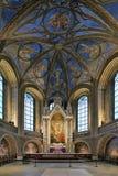 Altare della cattedrale di Turku, Finlandia Fotografie Stock