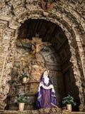 Altare della chiesa di Constancia Mesiricordia Fotografia Stock Libera da Diritti