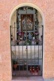 Altare della parete Immagini Stock