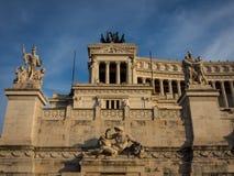 Altare della patria Immagine Stock