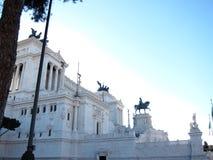 Altare della patria Fotografia Stock