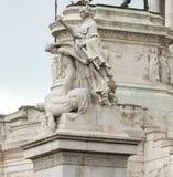 Altare della patria Immagine Stock Libera da Diritti