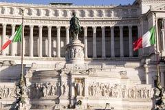 Altare della patria Fotografie Stock Libere da Diritti