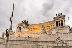 The Altare della Patria Stock Photos