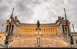 The Altare della Patria Stock Image
