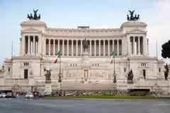 Altare-della Patria, Nationaldenkmal, Rom, Italien Lizenzfreie Stockfotografie