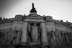 Altare-della Patria, Rom Lizenzfreies Stockbild