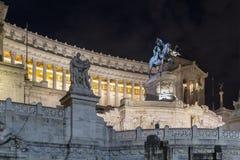 Altare della Patria, Rom Stockfoto