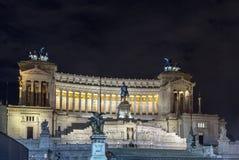 Altare della Patria, Rom Stockbilder