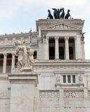 Altare della Patria in Rom, Italien Lizenzfreie Stockbilder