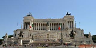 Altare-della Patria, Rom, Italien Lizenzfreie Stockbilder