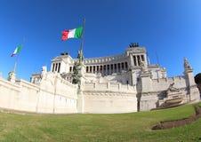 Altare della patria, Roma Fotografia Stock Libera da Diritti