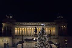 Altare della patria a Roma Fotografia Stock Libera da Diritti