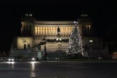 Altare della patria a Roma Fotografie Stock Libere da Diritti