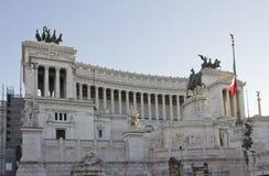 Altare della patria a Roma Immagine Stock