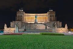 Altare della patria a Roma Immagini Stock
