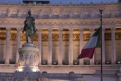 Altare della patria, Roma Fotografia Stock