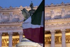 Altare della patria, Roma Immagine Stock