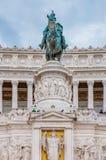 Altare della patria a Roma Italia Fotografia Stock Libera da Diritti