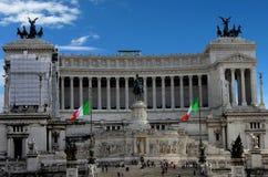 Altare della patria, Rome Royalty Free Stock Photo