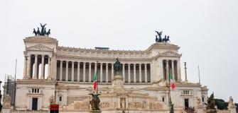 The Altare della Patria, Rome Royalty Free Stock Photography