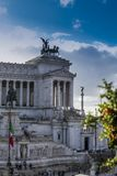 Altare della patria Rome Royalty Free Stock Photography