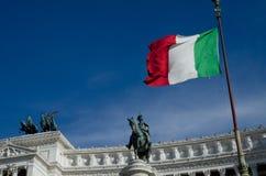 Altare della Patria in Rome, Italy. Rome, Italy, one of the major landmarks in Rome Stock Photos