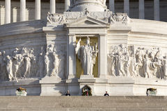 Altare della Patria Royalty Free Stock Photo