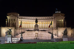 Altare della patria in Rome, Italy Stock Photography