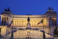 Altare della Patria in Rome, Italy Royalty Free Stock Photography