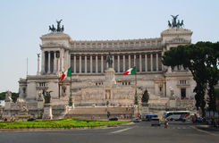 Altare della Patria in Rome Stock Photography