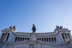 Altare della Patria - Rome Royalty Free Stock Image
