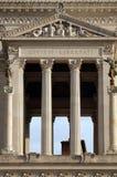Altare della Patria, Venedig fyrkant, Rome royaltyfri fotografi