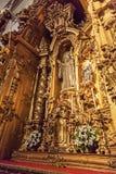 Altare della S Monastero di bento Immagine Stock