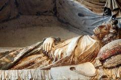 Altare della st Anastasius nella cattedrale della st Domnius nella spaccatura Fotografie Stock Libere da Diritti