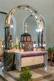 Altare delle beatitudini Fotografia Stock Libera da Diritti