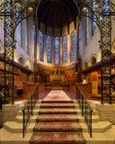 Altare dello St John ' cattedrale di s a Denver Fotografia Stock Libera da Diritti