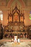 Altare di Buddha Fotografie Stock