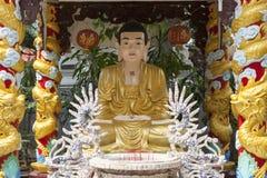 Altare di Budhist Fotografia Stock Libera da Diritti