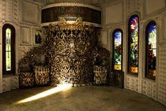 Altare di Chirch Immagine Stock Libera da Diritti