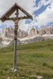 Altare di Gesù sulla montagna Fotografia Stock Libera da Diritti