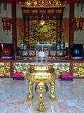 Altare di incenso Immagine Stock Libera da Diritti