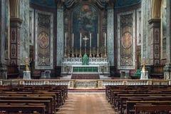 Altare A di Londra di oratoria Fotografia Stock