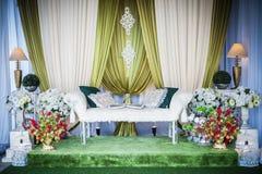 Altare di nozze Immagine Stock Libera da Diritti