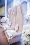 Altare di nozze Fotografie Stock Libere da Diritti